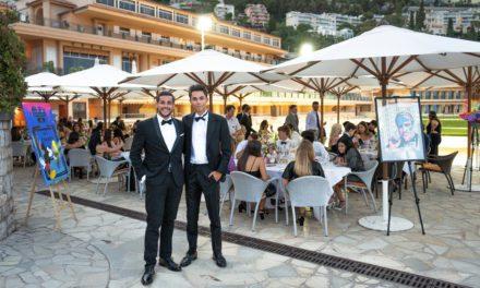 IUM celebrates 2021 Bachelors at Monte-Carlo Country Club