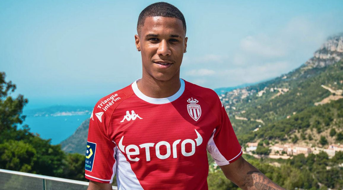 As Monaco sign young German International for five seasons