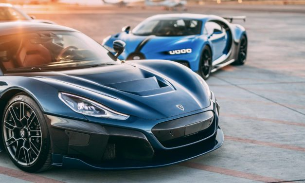 Its official, Bugatti and Rimac have joined forces to become Bugatti Rimac