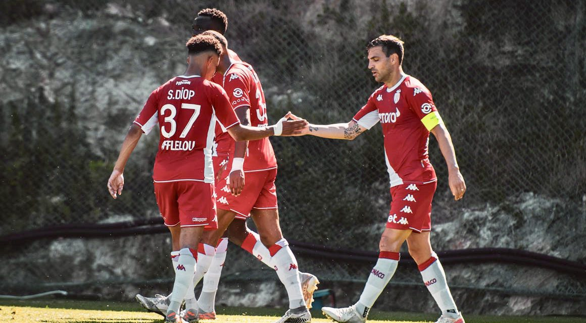 AS Monaco find success in friendly against Cercle Bruges