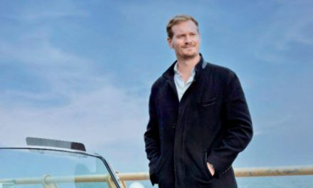 Boutsen Classic Cars has a home in Monaco's new port