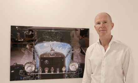Prince Michael exhibits his photography in Monaco
