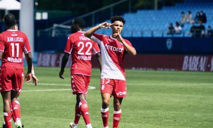 AS Monaco finally find success in Ligue 1