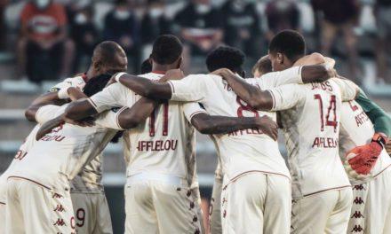 AS Monaco fall short against FC Lorient