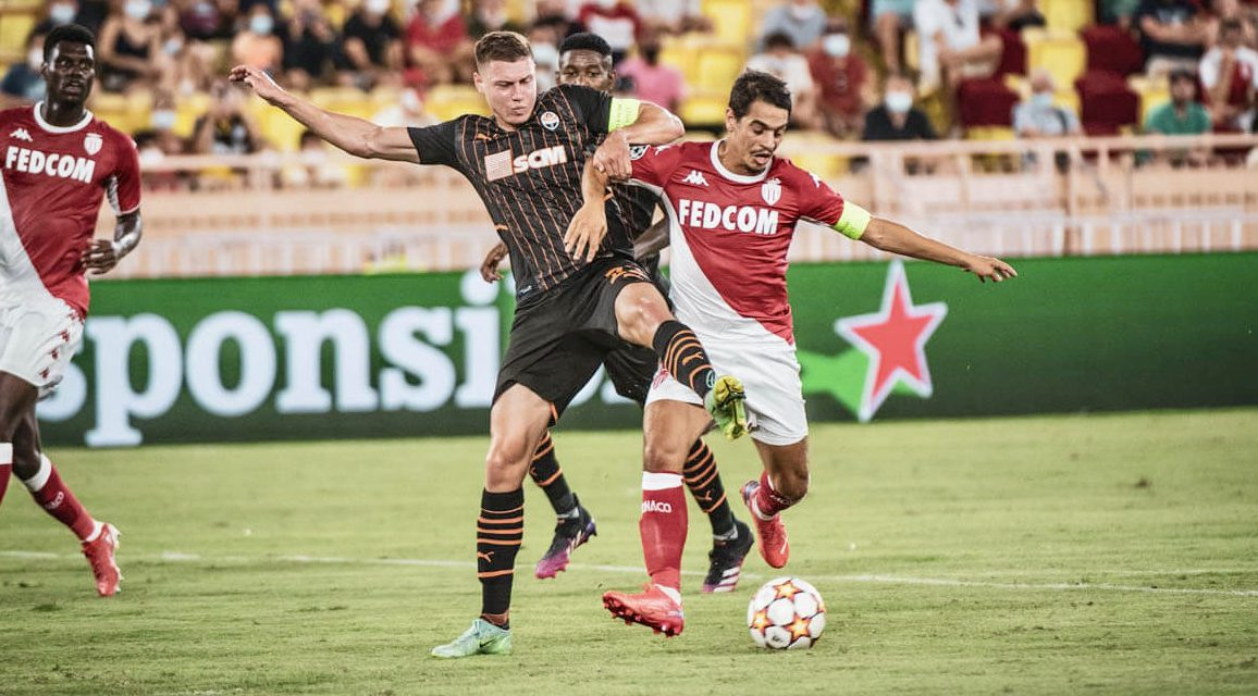 AS Monaco defeated in Champion League play-offs