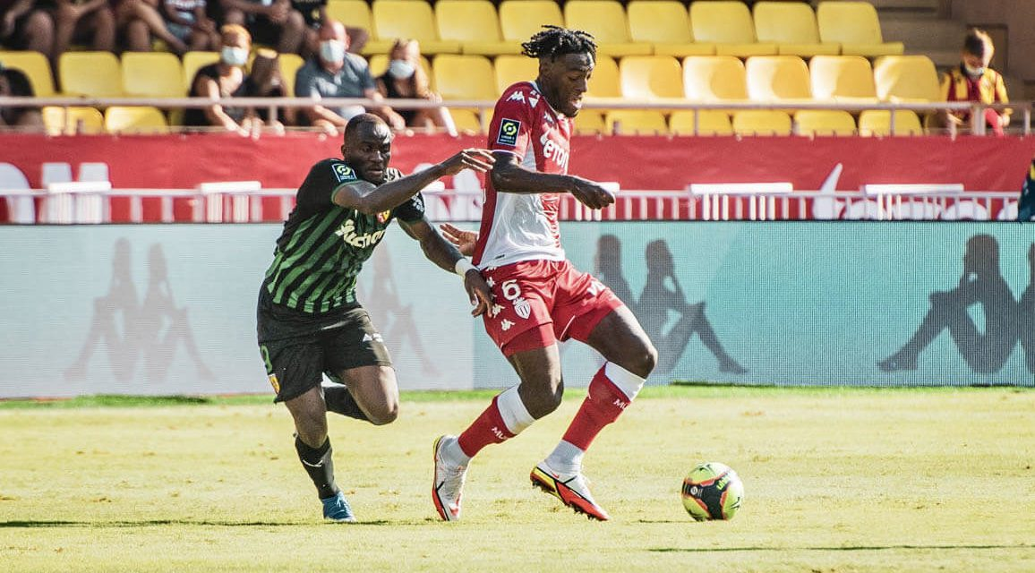 AS Monaco lose again, this time against Lens