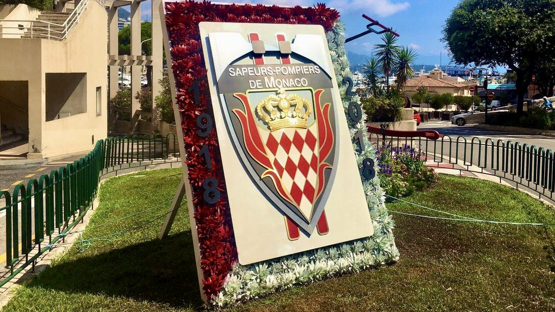 Monaco firefighter killed and three injured in multiple motorcycle incident