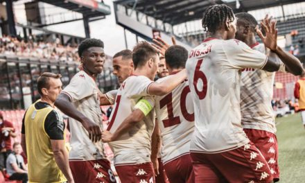 AS Monaco silence haters with big win in Prague