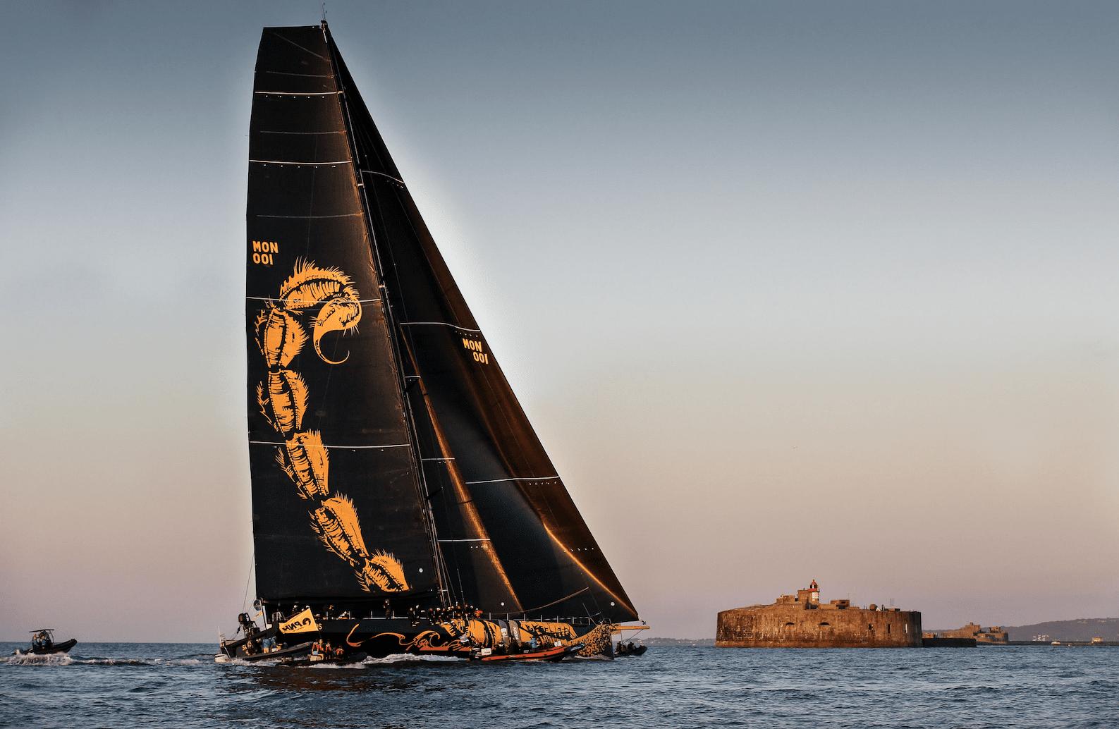 Monaco-flagged yacht wins 49th Rolex Fastnet Race