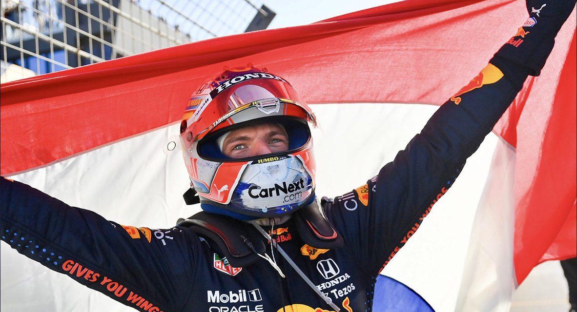 Verstappen victorious over Hamilton at Zandvoort