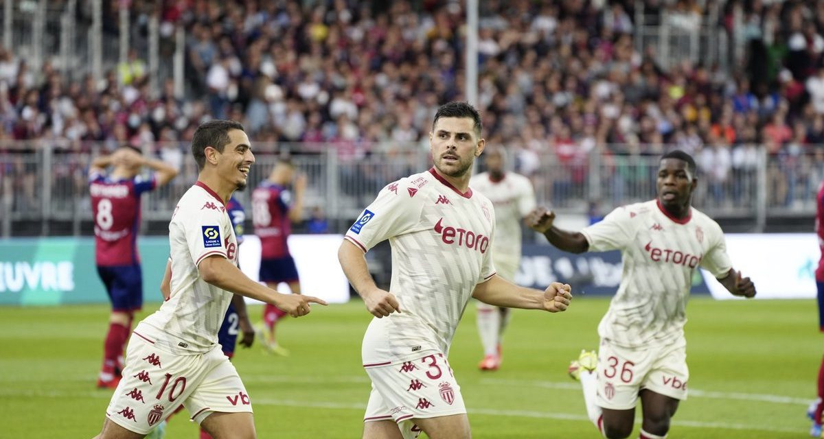 AS Monaco continue run of good form with away win