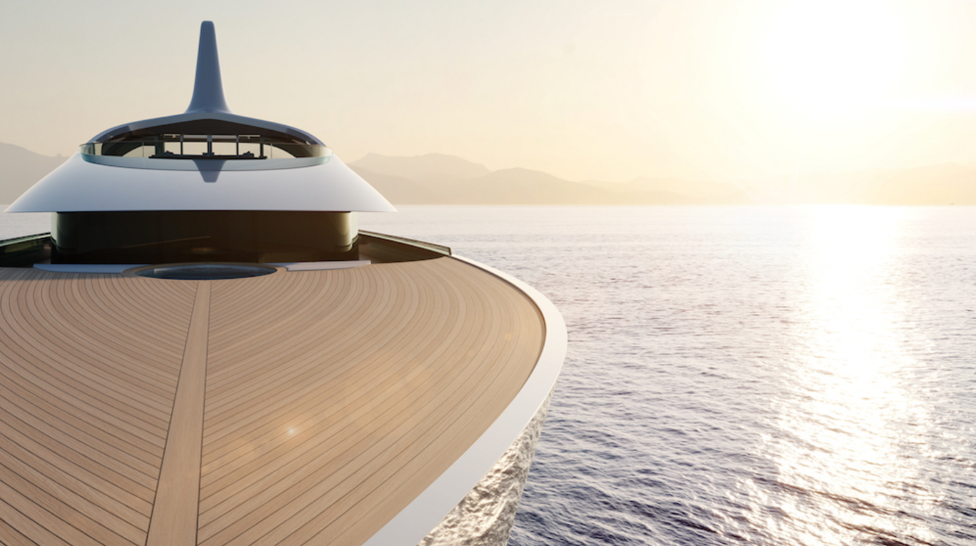 SPECIAL FEATURE: Feadship makes waves with Future Concept