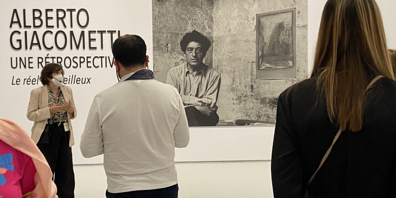 Alberto Giacometti at the Grimaldi Forum Monaco attracts 32,500 visitors