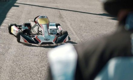 Clivio Piccione and Charles Leclerc aim to bring new electric karting championship to life