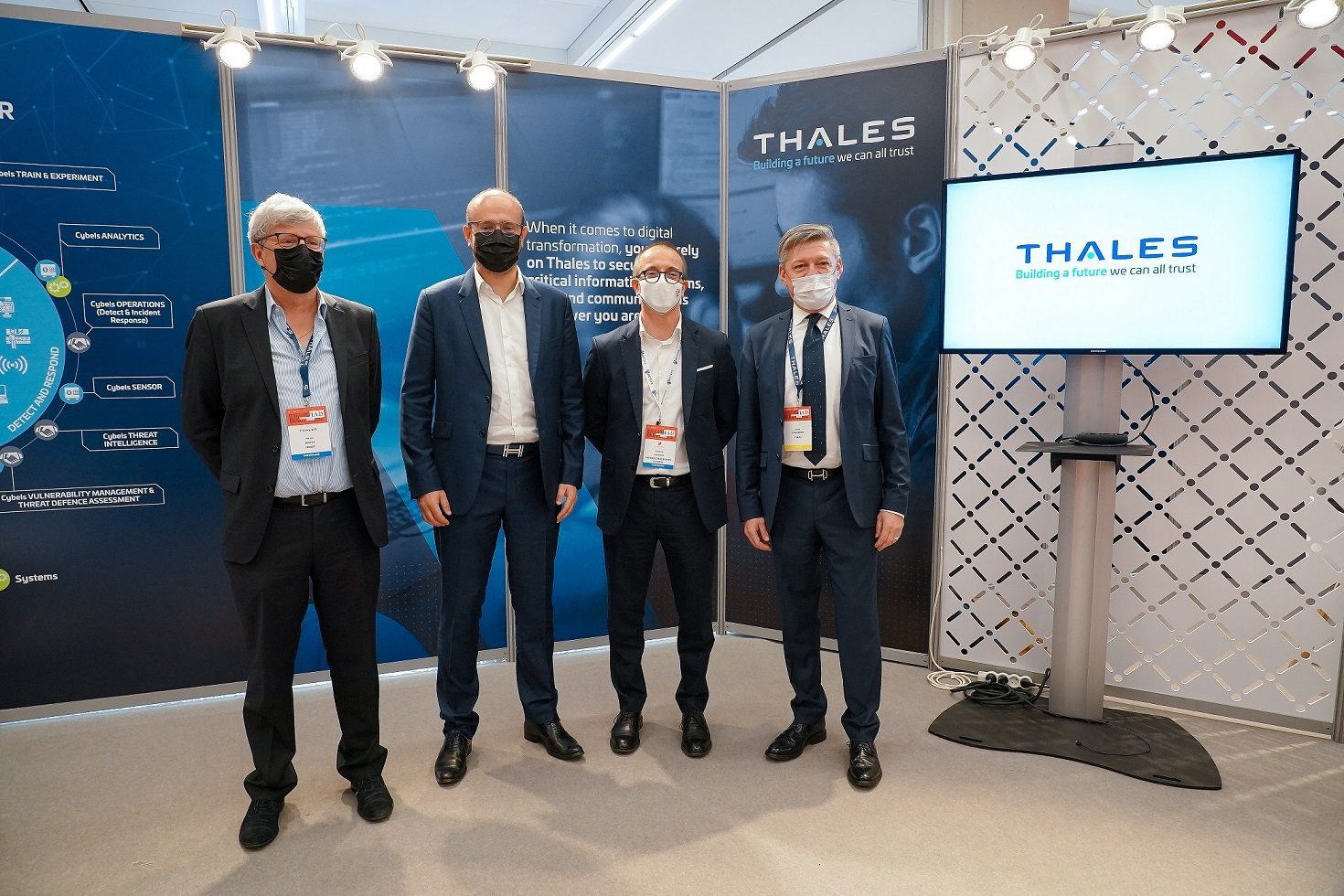 Thales partners with Monegasque Digital Security Agency