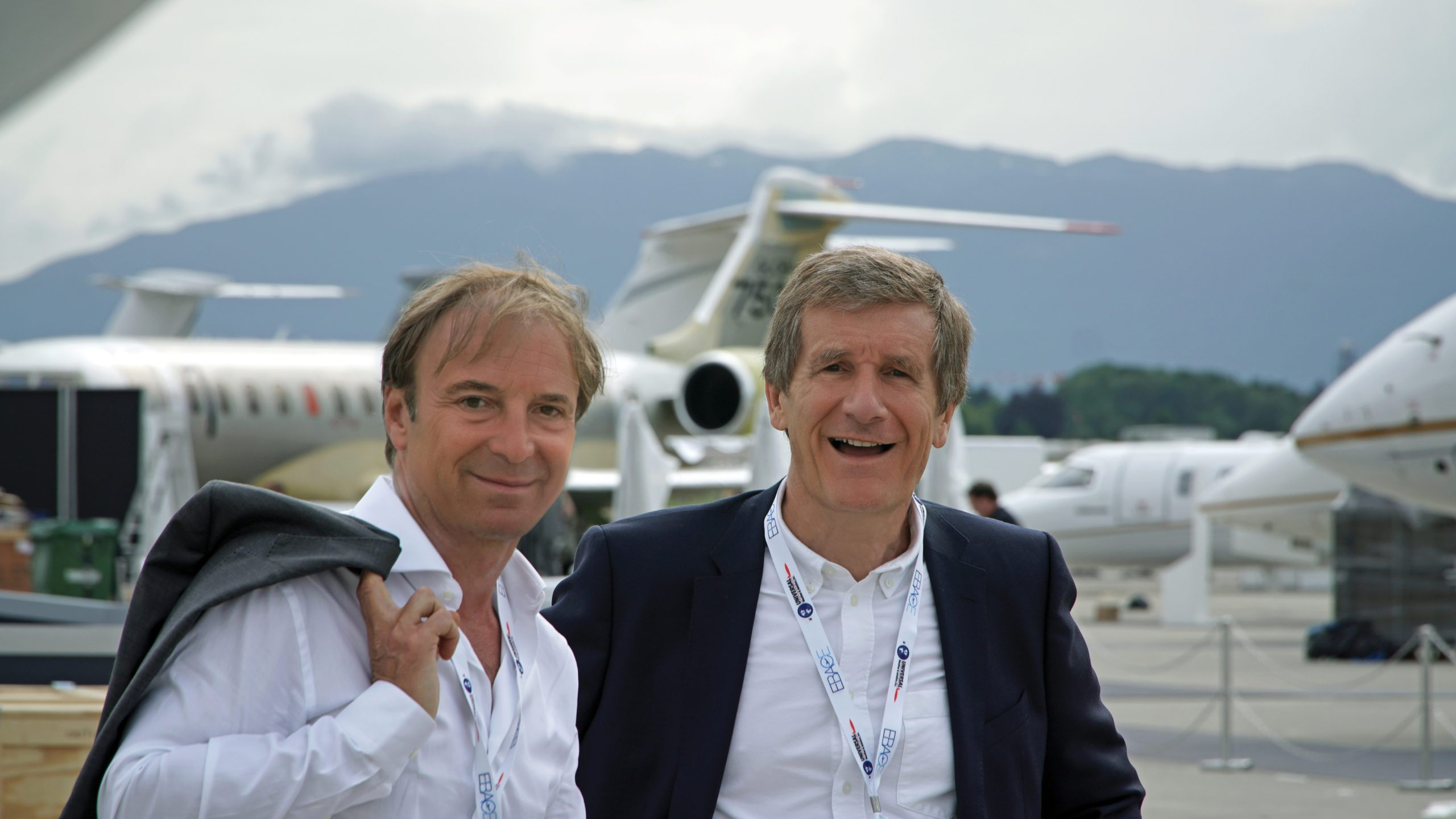 Boutsen Aviation celebrates 400th aircraft sale